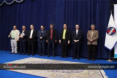 گزارش تصویری پایان دوازدهمین نمایشگاه تجهیزات پزشکی، دندانپزشکی و آزمایشگاهی اصفهان با تقدیر از مشار