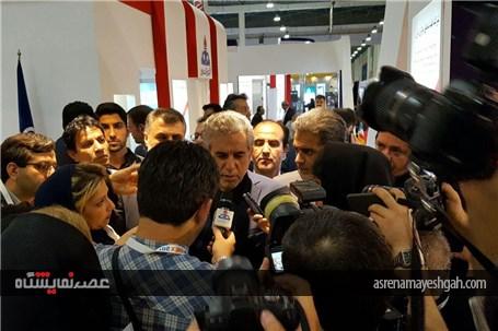گزارش تصویری افتتاحیه سیزدهمین نمایشگاه نفت و انرژی کیش
