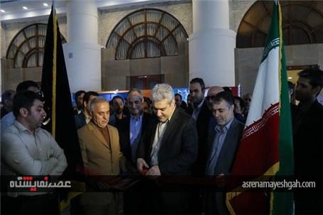 گزارش تصویری از افتتاح نمایشگاه چاپگرهای سه بعدی ایرانی در سالن اجلاس سران