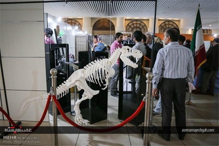 گزارش تصویری از افتتاح نمایشگاه چاپگرهای سه بعدی ایرانی