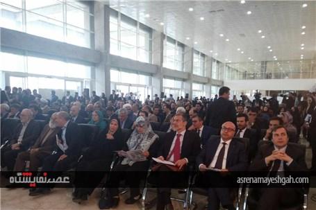 گزارش تصویری از تکاپوی افتتاح سی امین نمایشگاه بین المللی کتاب تهران
