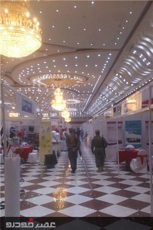 گزارش تصویری از افتتاح اولین نمایشگاه بین المللی افغان پلاست در کابل