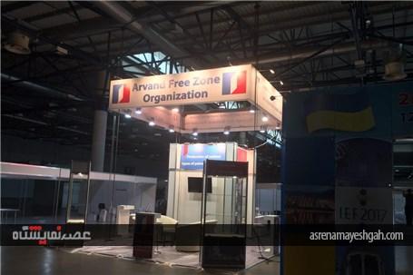 گزارش تصویری آماده سازی دومین نمایشگاه اختصاصی ایران در اوکراین (2)