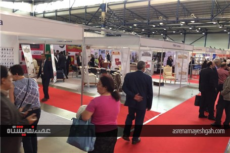 گزارش تصویری از نمایشگاه توانمندی های صادراتی ایران در اوکراین/24