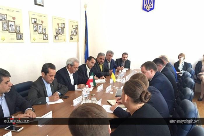 ایران از شرکای تجاری اصلی اوکراین به شمار میرود
