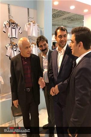 گزارش تصویری افتتاح نمایشگاه مادر،کودک و نوزاد تهران
