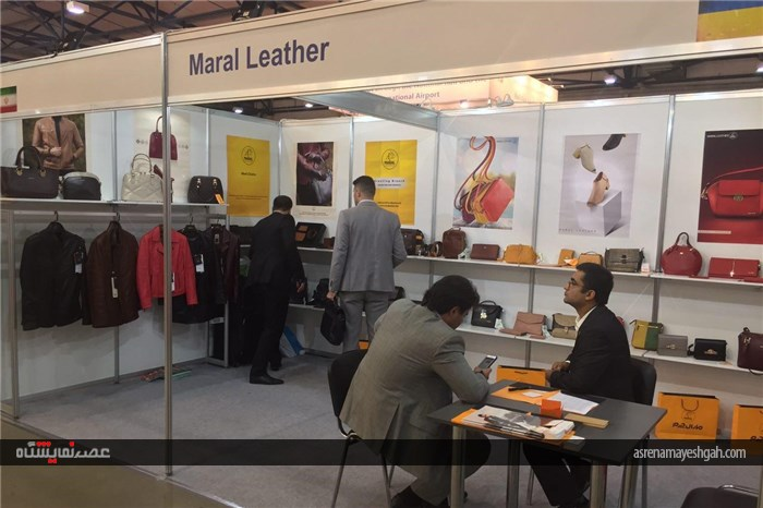 گزارش تصویری از روز دوم نمایشگاه توانمندی های صادراتی ایران در اوکراین