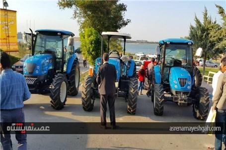 چهاردهمین نمایشگاه تخصصی ادوات و ماشین آلات کشاورزی, دام و طیور اردبیل