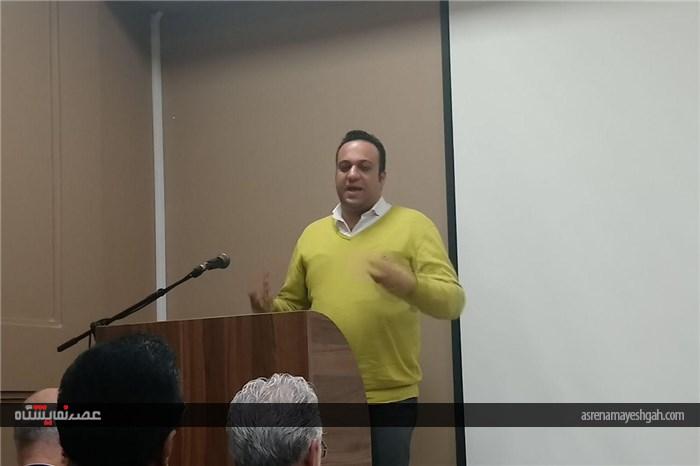گزارش تصویری جلسه هماندیشی انجمن غرفه سازی