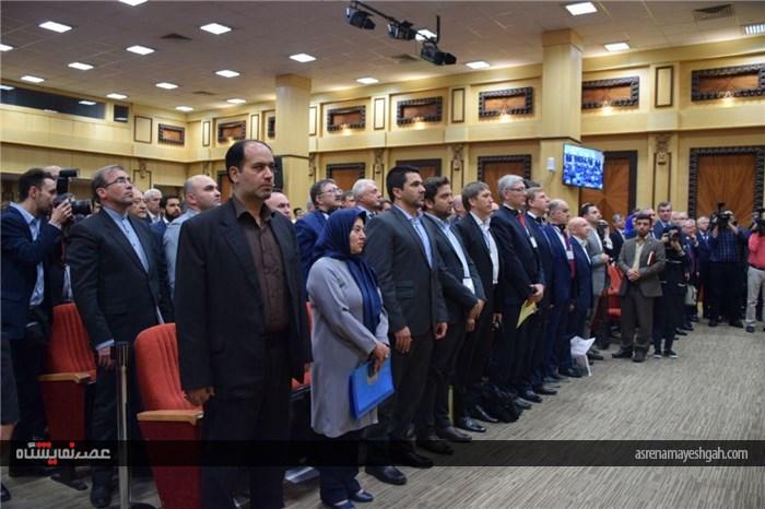 گزارش تصویری نشست مشترک تجاری ایران و روسیه در اتاق بازرگانی ایران
