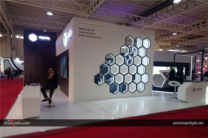 گزارش تصویری دومین روز نمایشگاه ایران بیوتی 2018