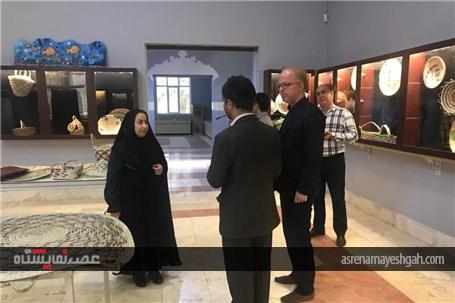 گزارش تصویری نمایشگاه صنایع دستی آبادان