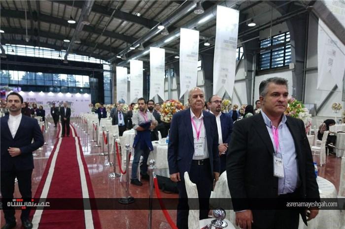 گزارش تصویری مراسم روز جهانی صنعت نمایشگاهی