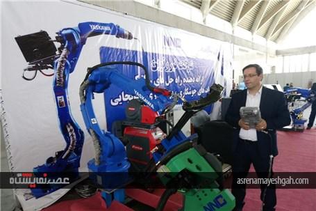 گزارش تصویری نمایشگاهAMB Iran 2018