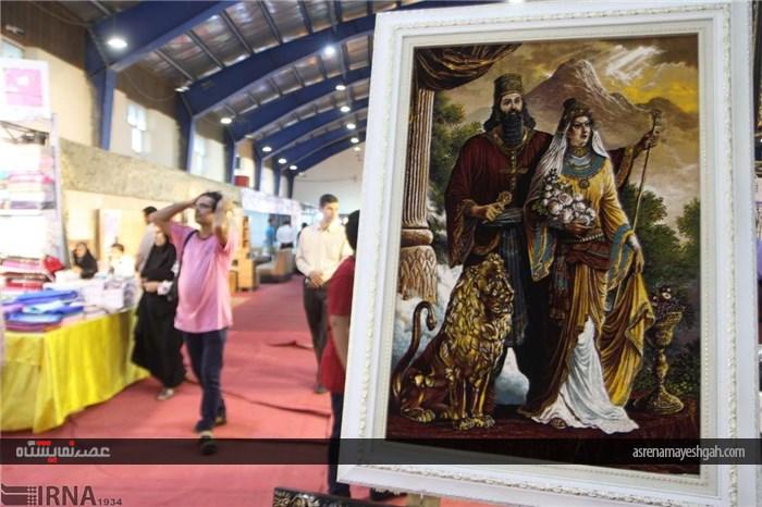 گزارش تصویری نمایشگاه حمایت از کالای ایرانی سمنان