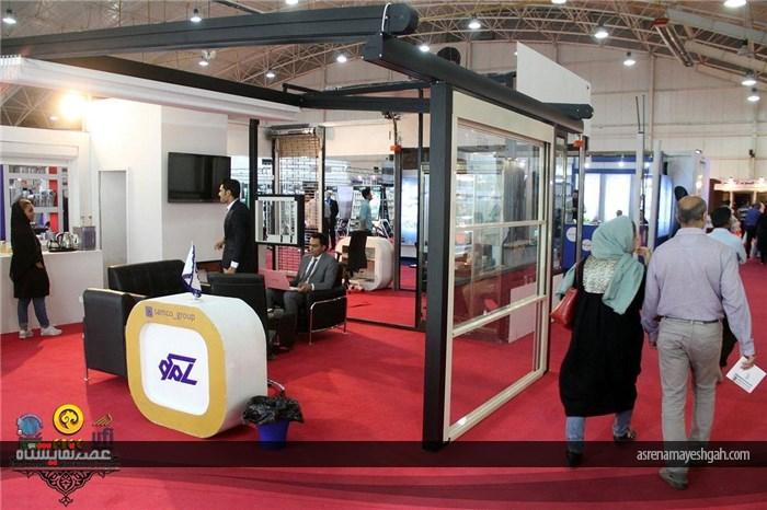 گزارش تصویری بیستمین نمایشگاه بین المللی و تخصصی صنعت ساختمان