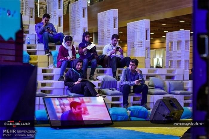 تصاویری از بزرگترین نمایشگاه نوآوری و فناوری در ایران