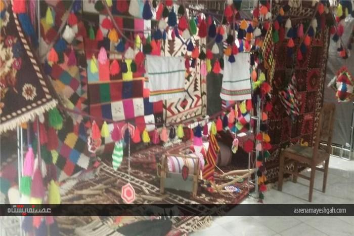 گزارش تصویری نمایشگاه توانمندسازی روستایی