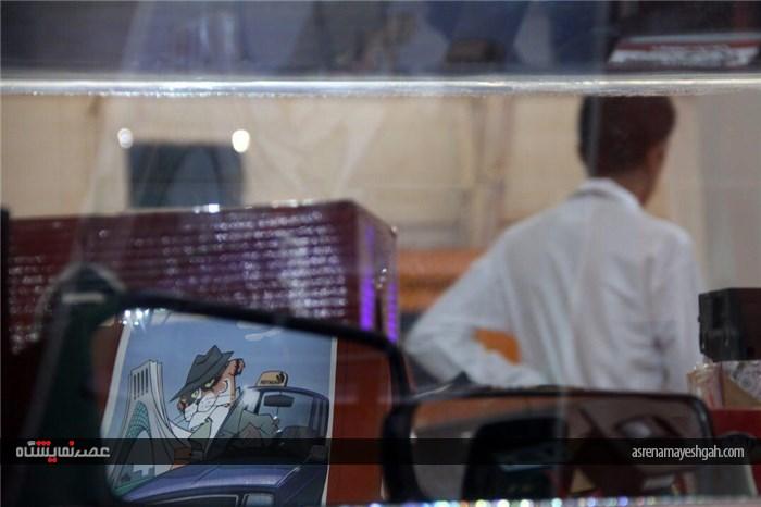 گزارش تصویری هفدهمین نمایشگاه بین المللی قطعات خودرو شیراز
