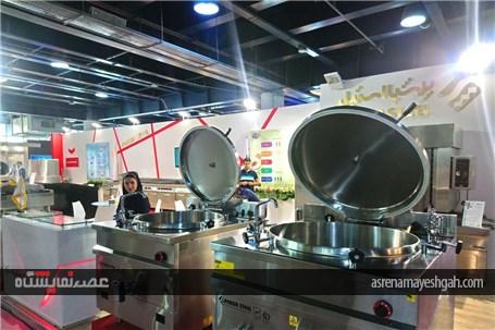 گزارش تصویری نمایشگاه صنعت ساختمان تهران