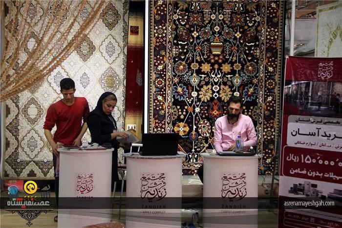 گزارش تصویری نمایشگاه دکوراسیون و مبلمان شیراز