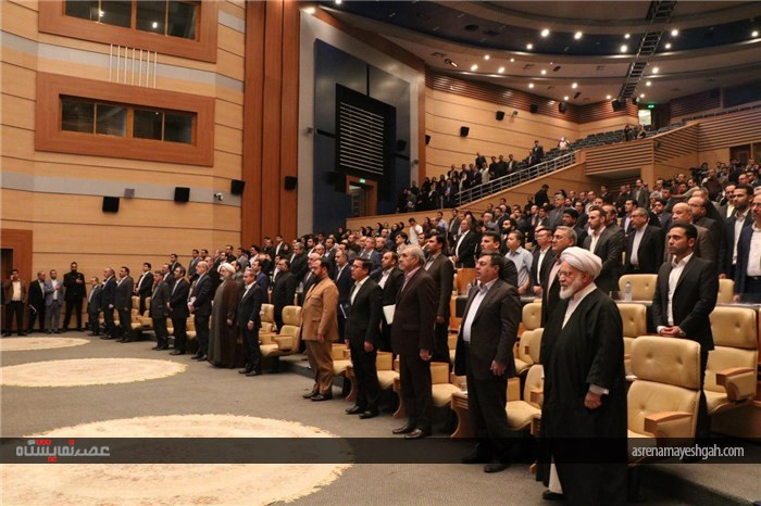 گزارش تصویری آیین افتتاحیه رویداد کیش اینوکس 2018