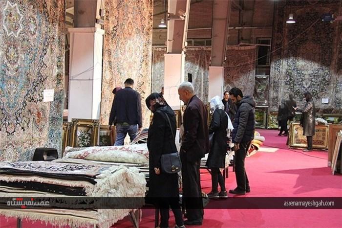 برگزاری نمایشگاه فرش دستباف ایران در ارومیه