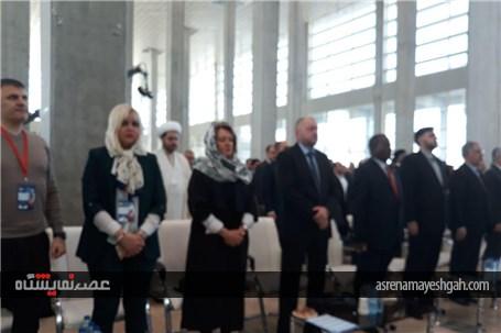 گزارش تصویری مراسم افتتاح سومین نمایشگاه توانمندی های صادراتی ایران
