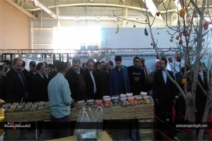 یازدهمین نمایشگاه محصولات غذایی ارگانیک افتتاح شد