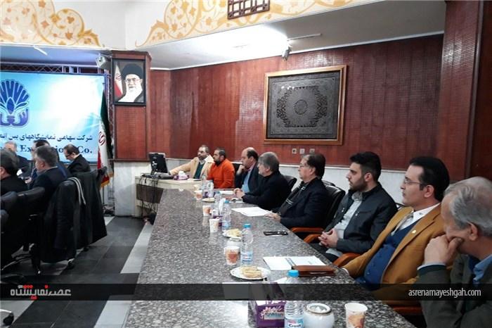 گزارش تصویری جلسه مجمع عمومی انجمن برگزارکنندگان نمایشگاههای بینالمللی ایران