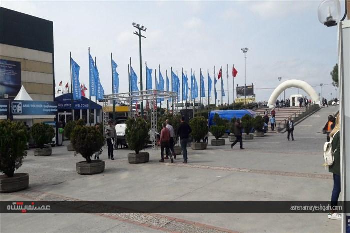 گزارش تصویری از آغاز به کار اتومکانیکای استانبول