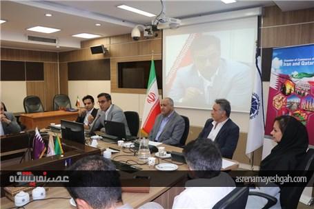 گزارش تصویری کارگاه اصول مذاکرات تجاری با تجار کشورهای عربی