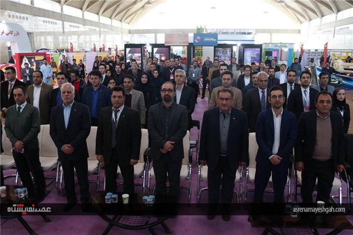 گزارش تصویری افتتاح نهمین دوره نمایشگاه صنعت تفریحات