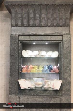 آمبیانته 2020 (8) گزارش تصویری از غرفه صنایع چینی تقدیس در نمایشگاه آمبیانته