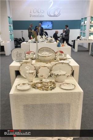 گزارش تصویری از حضور توس چینی در نمایشگاه آمبیانته