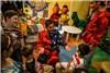 گزارش تصویری برگزاری هشتمین نمایشگاه کودک ، نوجوان و سر گرمی در قزوین