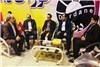 بازدید ریاست سازمان صنعت معدن و تجارت استان از دهمین نمایشگاه تخصصی کشاورزی ، دام و طیور و هشتمین نم