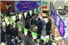 افتتاح نمایشگاه صنایع دستی شهر بهارستان